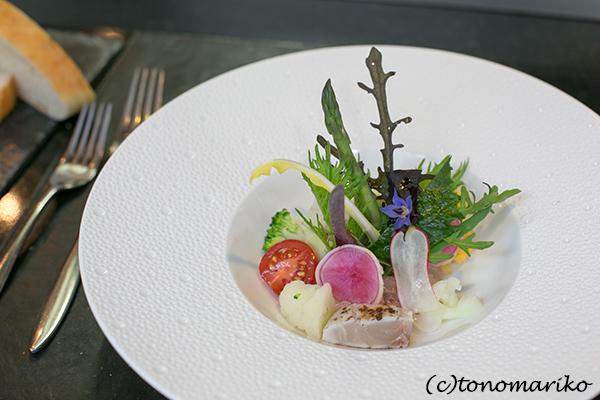 「にっぽんの梅干し展」コラボ企画 「Le Concert de Cuisine」_c0024345_01003309.jpg