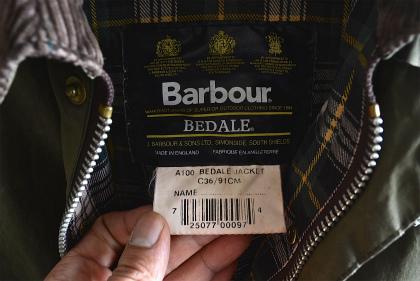 Barbour jacket_f0226051_13263634.jpg