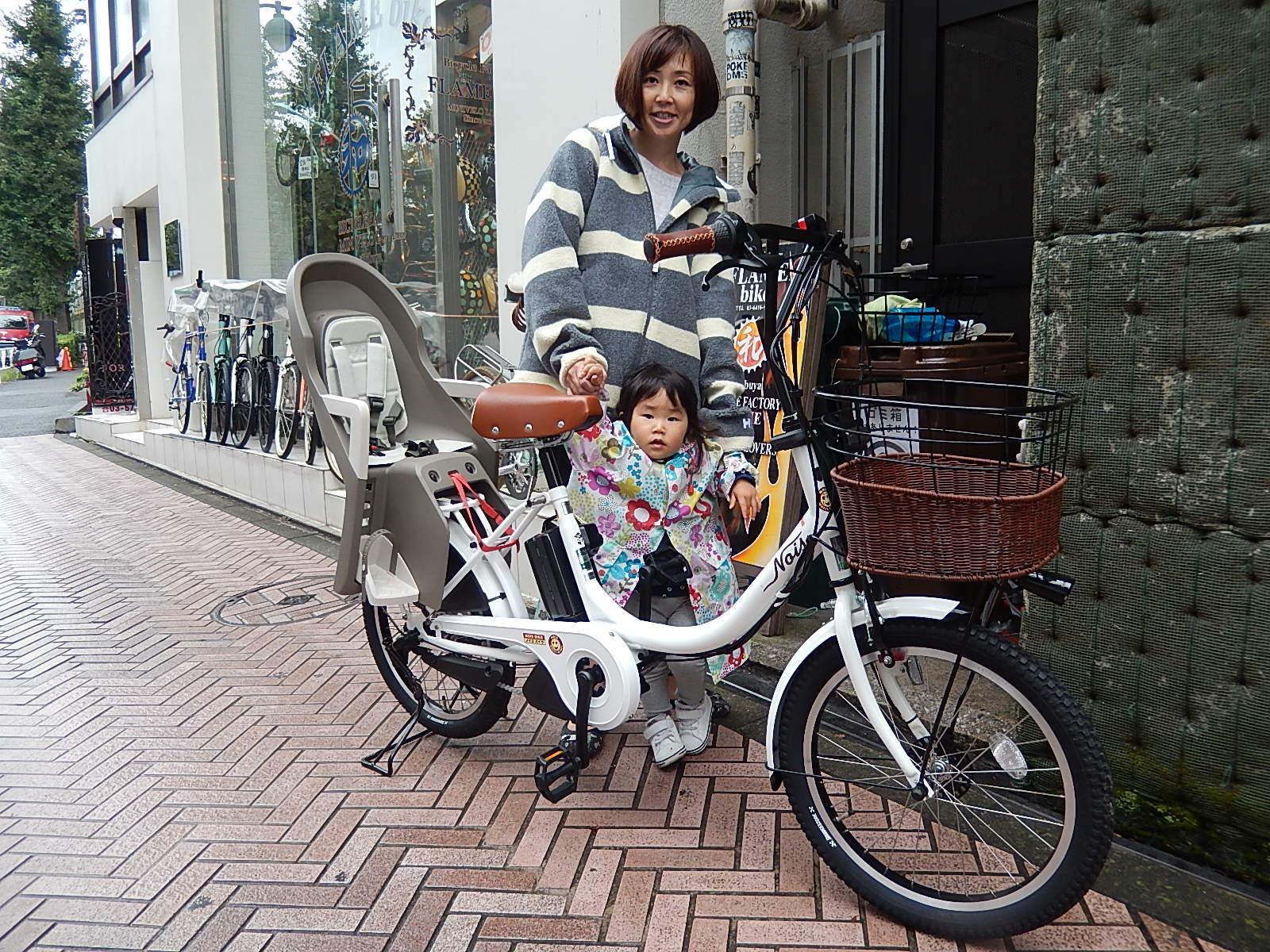10月16日 渋谷 原宿 の自転車屋 FLAME bike前です_e0188759_17574087.jpg