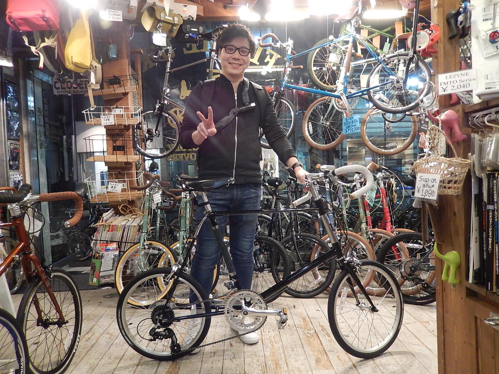 10月16日 渋谷 原宿 の自転車屋 FLAME bike前です_e0188759_17584121.jpg