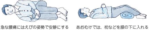 腰の痛み~2 腰痛の治療と予防 急激な腰痛が起きたとき~_a0296269_09520119.jpg