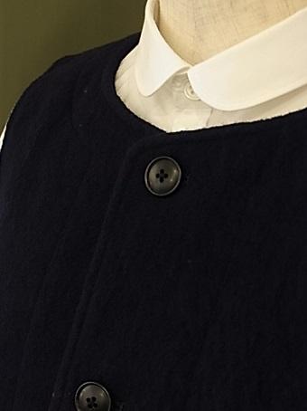 susuriのサージョンシャツとシンプルベスト_b0322280_1917499.jpg