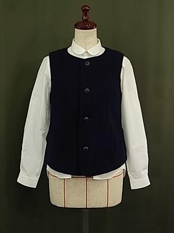 susuriのサージョンシャツとシンプルベスト_b0322280_1918082.jpg