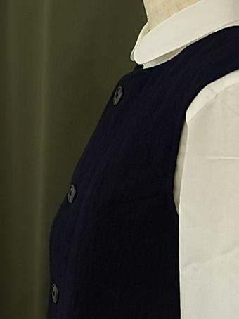 susuriのサージョンシャツとシンプルベスト_b0322280_193583.jpg