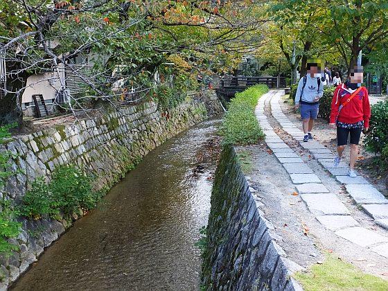 京都旅(その6) 銀閣寺~哲学の道~二条城_e0146484_21523234.jpg