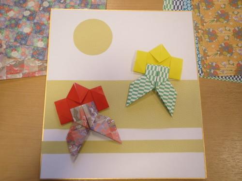 クリスマス 折り紙 折り紙クラブ : iyasakaen.exblog.jp