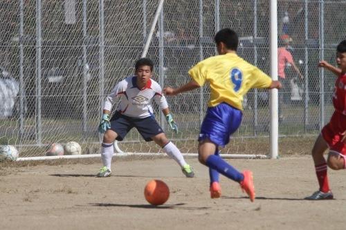 U-13&14 練習試合:vs 仙台中田 October 12, 2015_c0365198_22271735.jpg