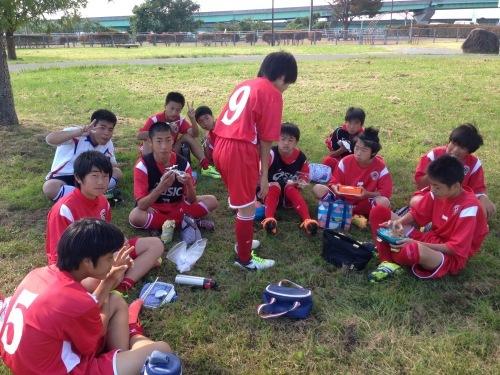 U-13&14 練習試合:vs 仙台中田 October 12, 2015_c0365198_22341754.jpg