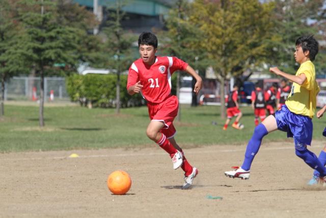 U-13&14 練習試合:vs 仙台中田 October 12, 2015_c0365198_22400181.jpg