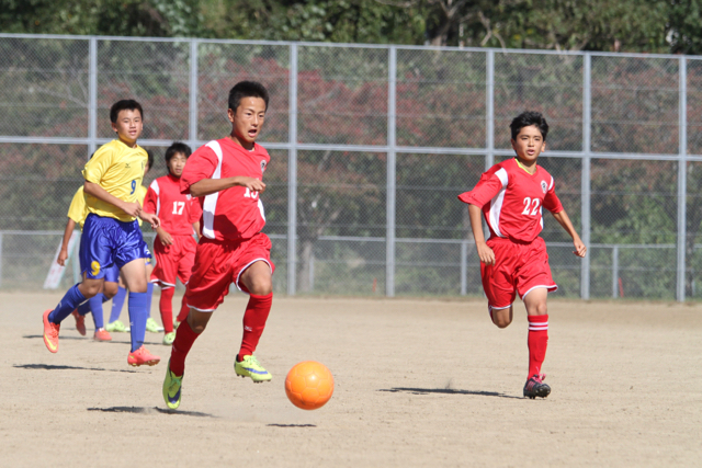 U-13&14 練習試合:vs 仙台中田 October 12, 2015_c0365198_22420766.jpg