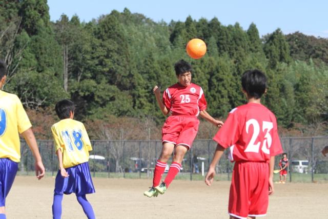 U-13&14 練習試合:vs 仙台中田 October 12, 2015_c0365198_22430227.jpg