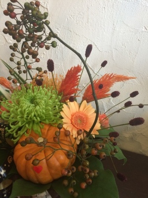 秋、レッスンは、ハロウイン🎃〜_f0239098_08480001.jpeg