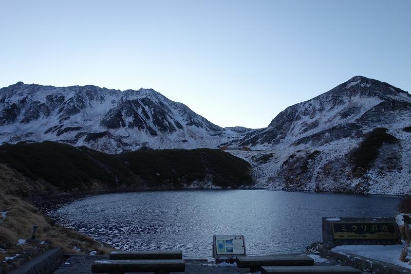 立山の早朝トレッキング_d0116009_7421150.jpg