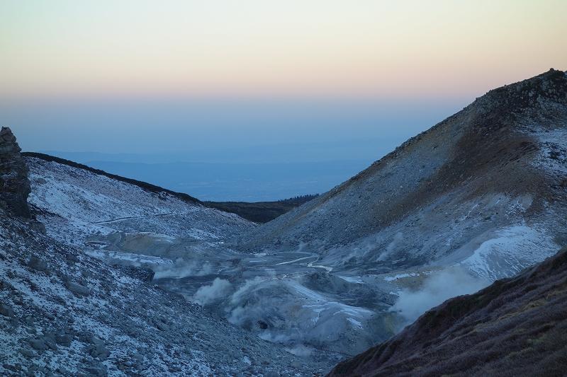 立山の早朝トレッキング_d0116009_7533443.jpg