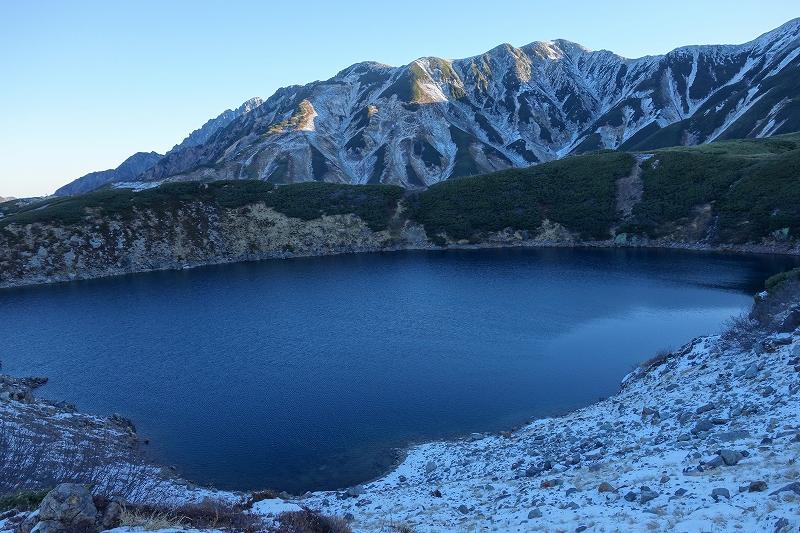 立山の早朝トレッキング_d0116009_80979.jpg