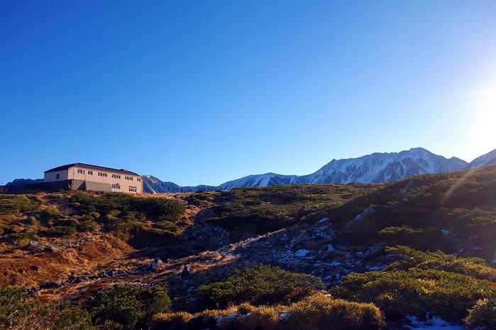 立山の早朝トレッキング_d0116009_830752.jpg