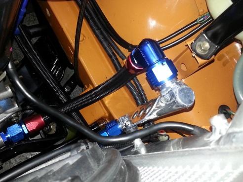 オイル タンク製作....._b0138552_22135733.jpg
