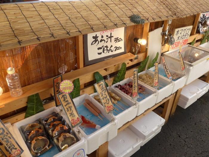 小田原魚市場場外市場「港の台所なみ」へ行く。_f0232060_20365822.jpg