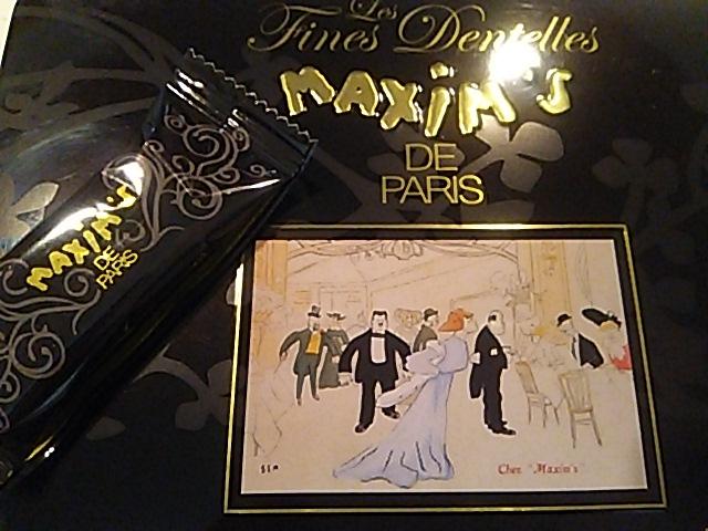 ミニマリアの豆乳のハチミツ寒天❤とパリのお土産 ANGELINA Paris &Maxims de ParisのSweetS。.:*:・\'°☆_a0053662_219368.jpg