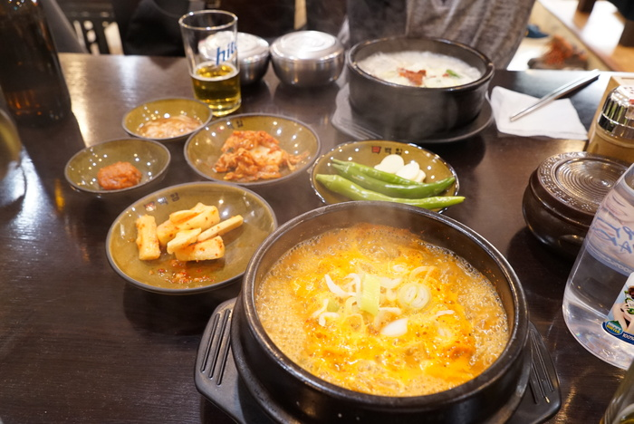 2015年春ソウル旅 その5 駅三のおいしいスンデ屋さん_a0223786_12341429.jpg