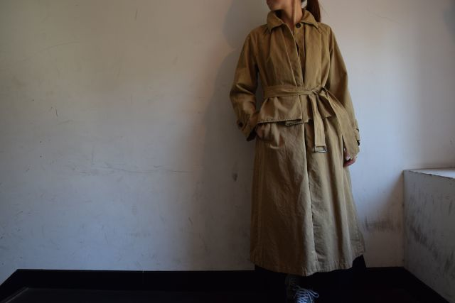 秋とコートの関係 DRIES VAN NOTEN_b0110586_19371613.jpg