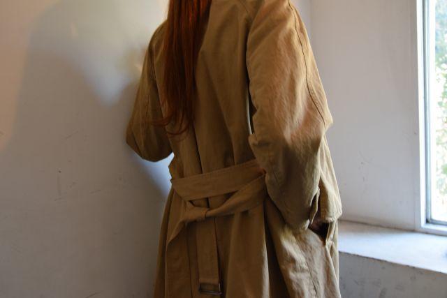 秋とコートの関係 DRIES VAN NOTEN_b0110586_19373665.jpg