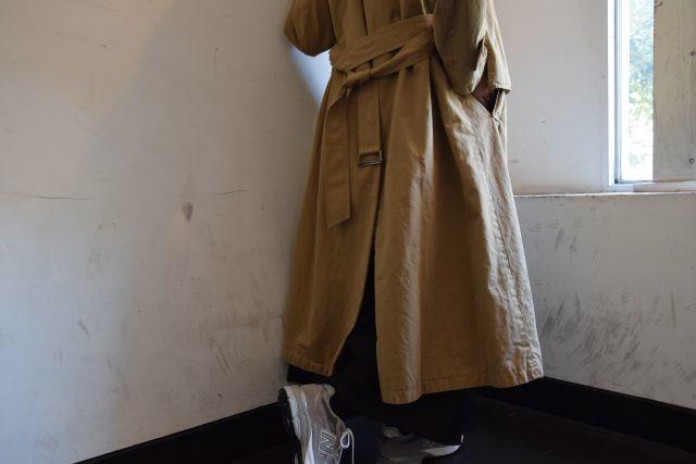 秋とコートの関係 DRIES VAN NOTEN_b0110586_19375017.jpg