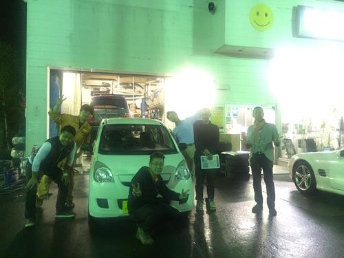 10月17日 店長のニコニコブログ!今日は納車ラッシュです☆_b0127002_0104215.jpg
