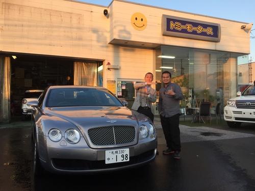10月17日 店長のニコニコブログ!今日は納車ラッシュです☆_b0127002_0131192.jpg