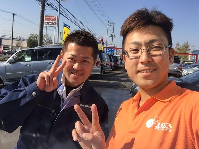 10月17日 店長のニコニコブログ!今日は納車ラッシュです☆_b0127002_0153840.jpg