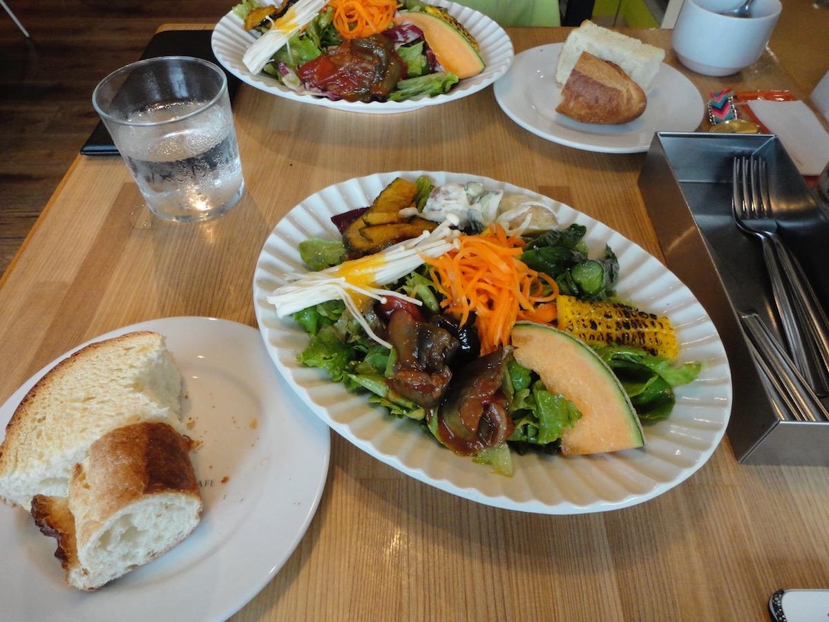 GMCでお野菜ランチ&ケーキセット_e0230011_19305620.jpg