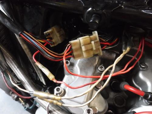 ZG1300の第二弾・・・整備も順番でござる。_a0163159_22352884.jpg