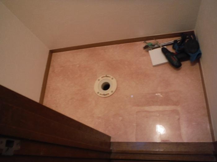トイレ工事 ~ 工事終了_d0165368_562051.jpg