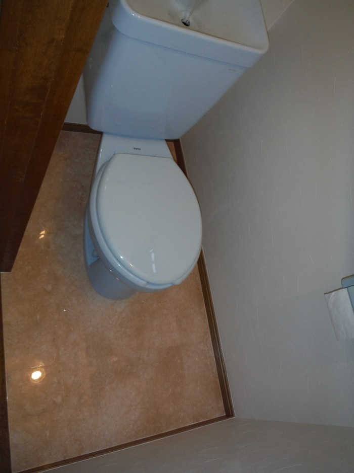 トイレ工事 ~ 工事終了_d0165368_563073.jpg