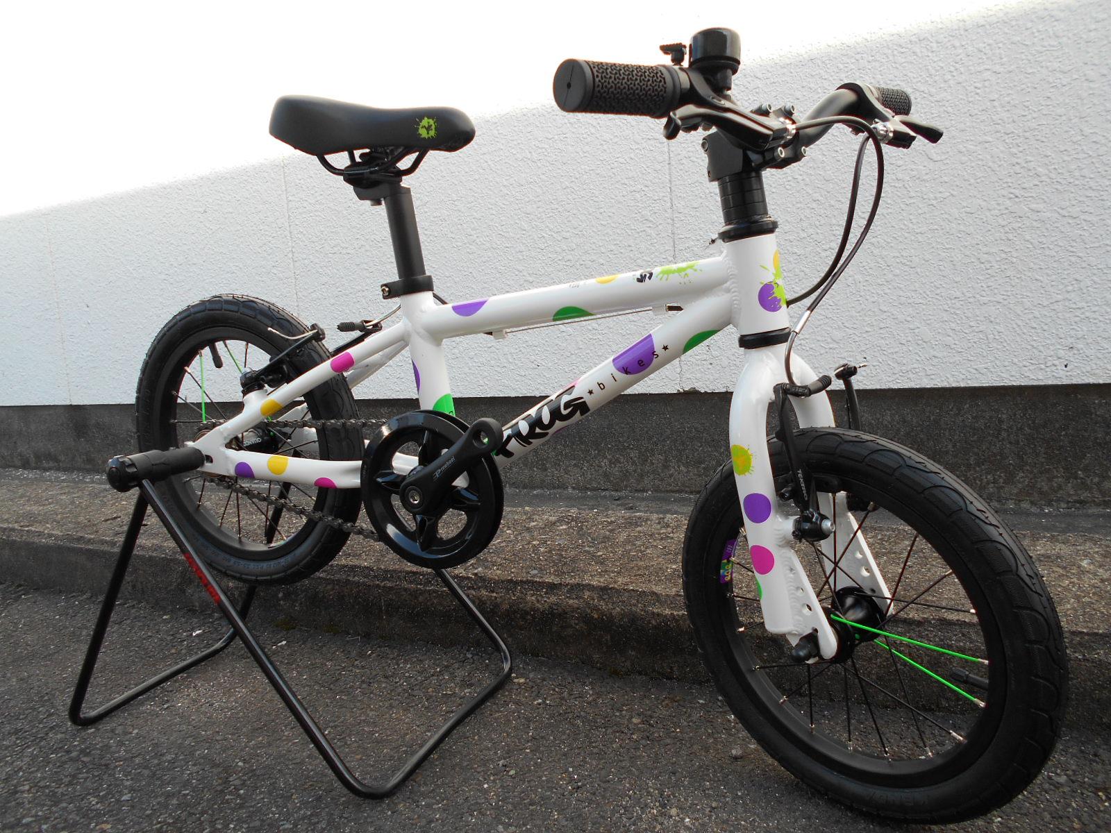 FROG bikesの取り扱いを始めました_b0189682_1144961.jpg