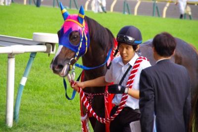 府中牝馬Sは伏兵ノボリディアーナが初重賞制覇_b0015386_084428.jpg