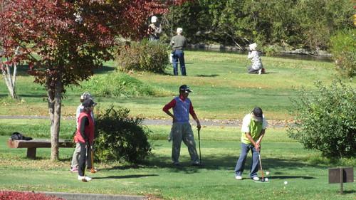 2015第14回パークゴルフ定期大会の様子_b0219993_17512943.jpg
