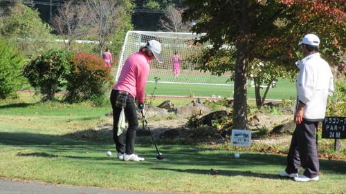 2015第14回パークゴルフ定期大会の様子_b0219993_17522290.jpg