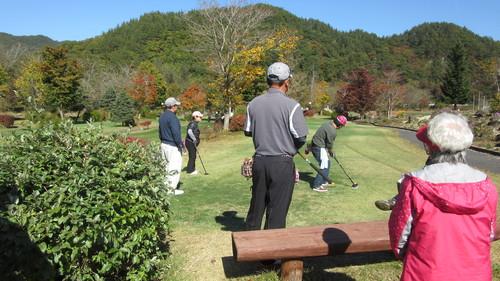 2015第14回パークゴルフ定期大会の様子_b0219993_17524087.jpg