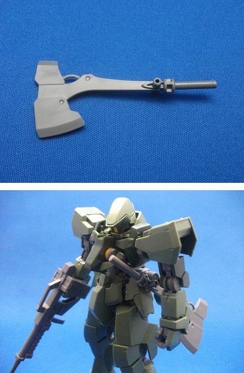 HGグレイズ(一般機/指揮官機)(鉄血のオルフェンズ002)_f0205396_9501324.jpg