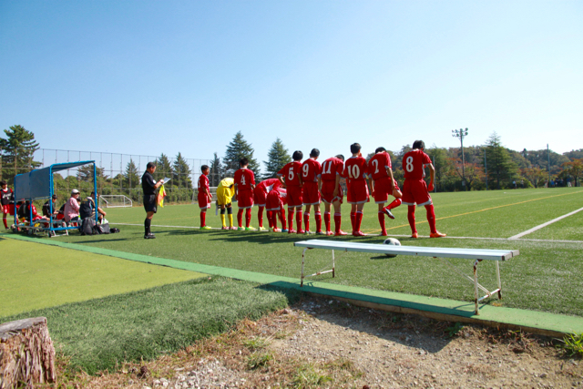 U-15 MJ1部入替戦:DUO PARK FC vs FCエナブル October 17, 2015_c0365198_11544613.jpg