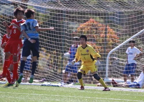 U-15 MJ1部入替戦:DUO PARK FC vs FCエナブル October 17, 2015_c0365198_12005618.jpg
