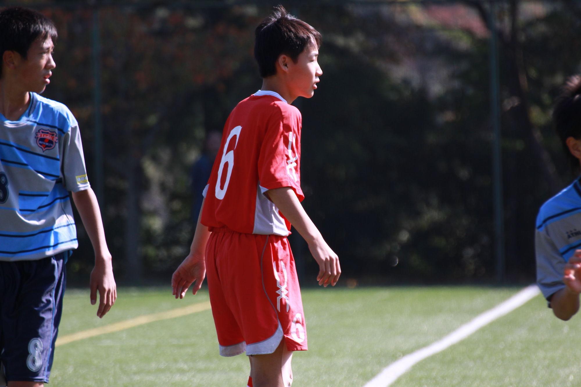 U-15 MJ1部入替戦:DUO PARK FC vs FCエナブル October 17, 2015_c0365198_12014535.jpg
