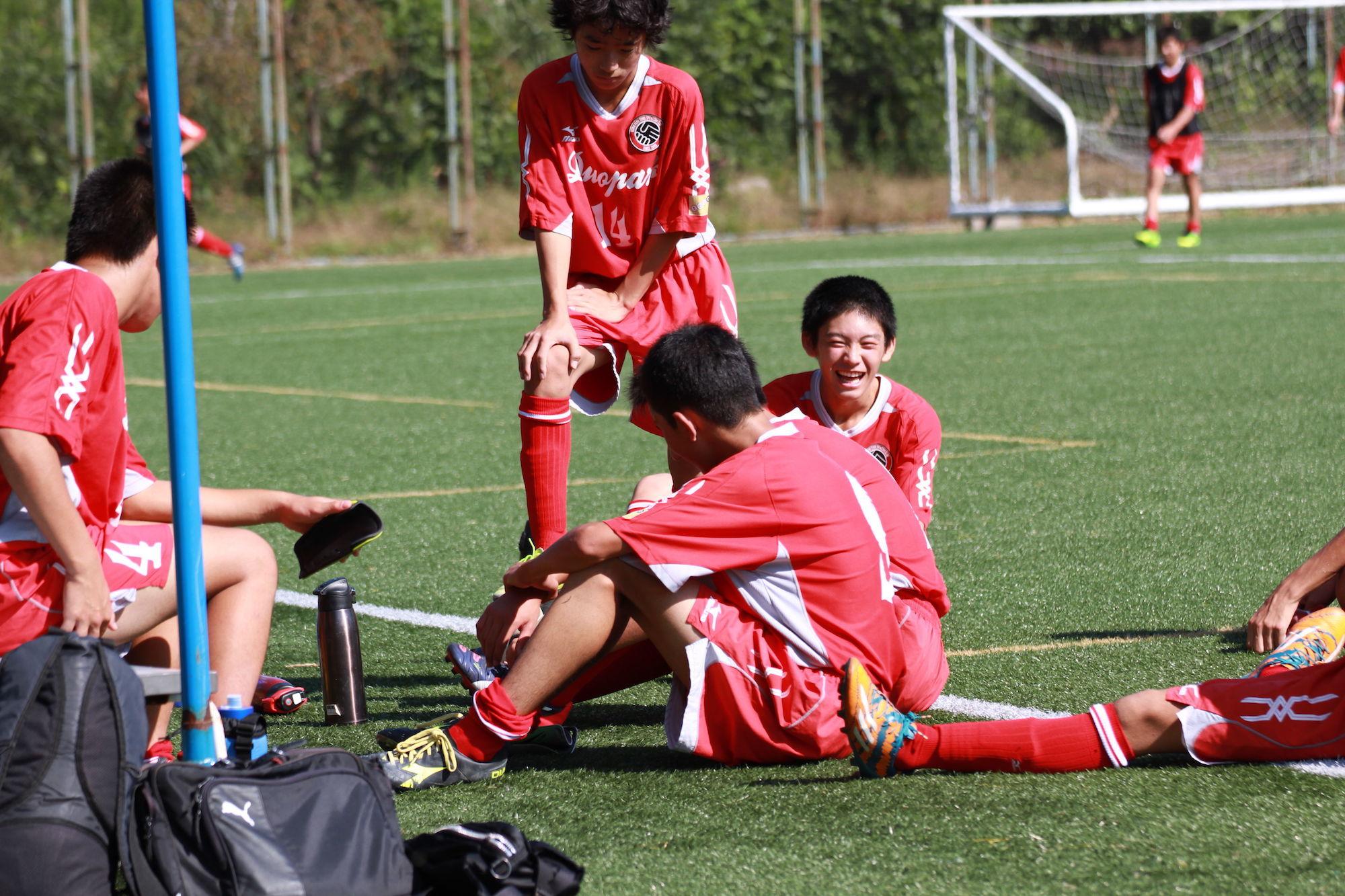 U-15 MJ1部入替戦:DUO PARK FC vs FCエナブル October 17, 2015_c0365198_12031230.jpg