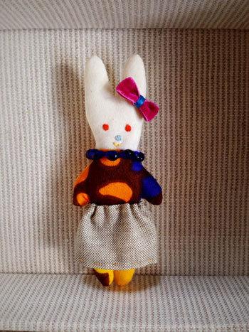 お人形、ミドリネコ舎さんへ_c0140216_12473310.jpg