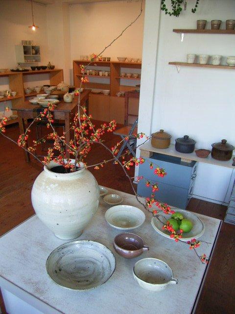 増田勉陶展始まりました_b0206421_15491168.jpg