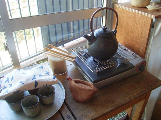 増田勉陶展始まりました_b0206421_15593762.jpg