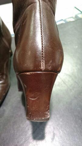 レディースのブーツのお手入れ(柔らかい革編)_b0226322_11595691.jpg