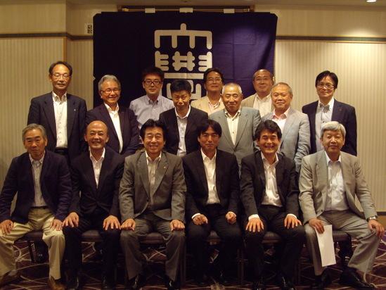 熊本支部総会・懇親会 平成27年6月27日_f0184133_1542781.jpg