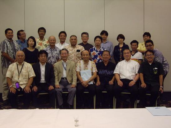 沖縄支部総会・懇親会 平成27年9月12日_f0184133_15475030.jpg